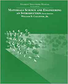 callister material science solution manual