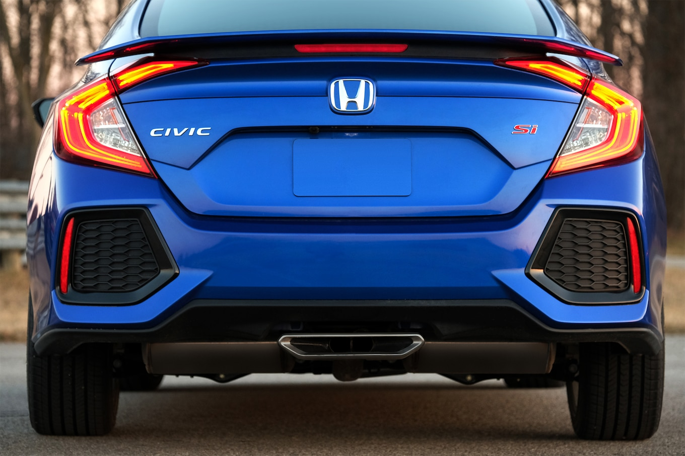 2017 honda civic si 6 speed manual only