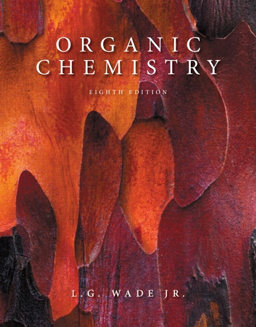 lg wade organic chemistry 6th edition solutions manual
