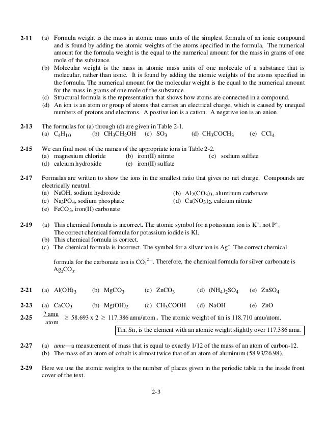 chemistry whitten 10th edition solution manual