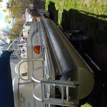 2009 sun tracker party barge 24 parts manual