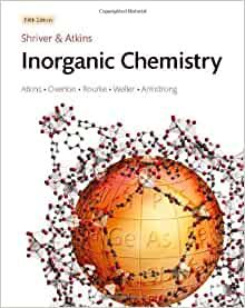 inorganic chemistry shriver and atkins 5th edition solutions manual