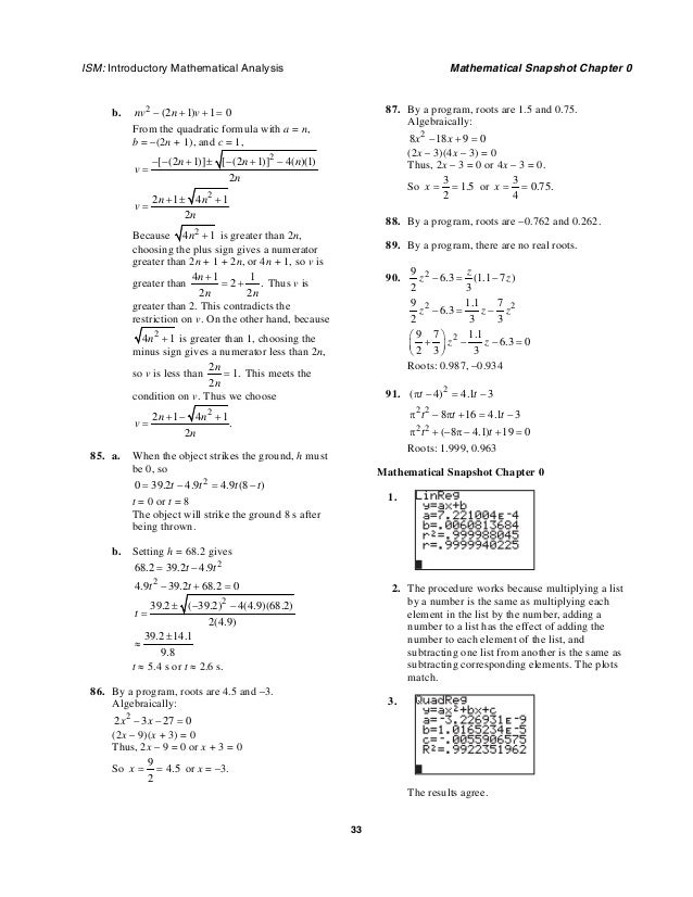 introduction to analysis gaughan solutions manual