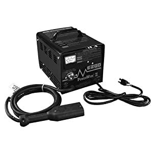 power wise 36v golf cart charger parts manual