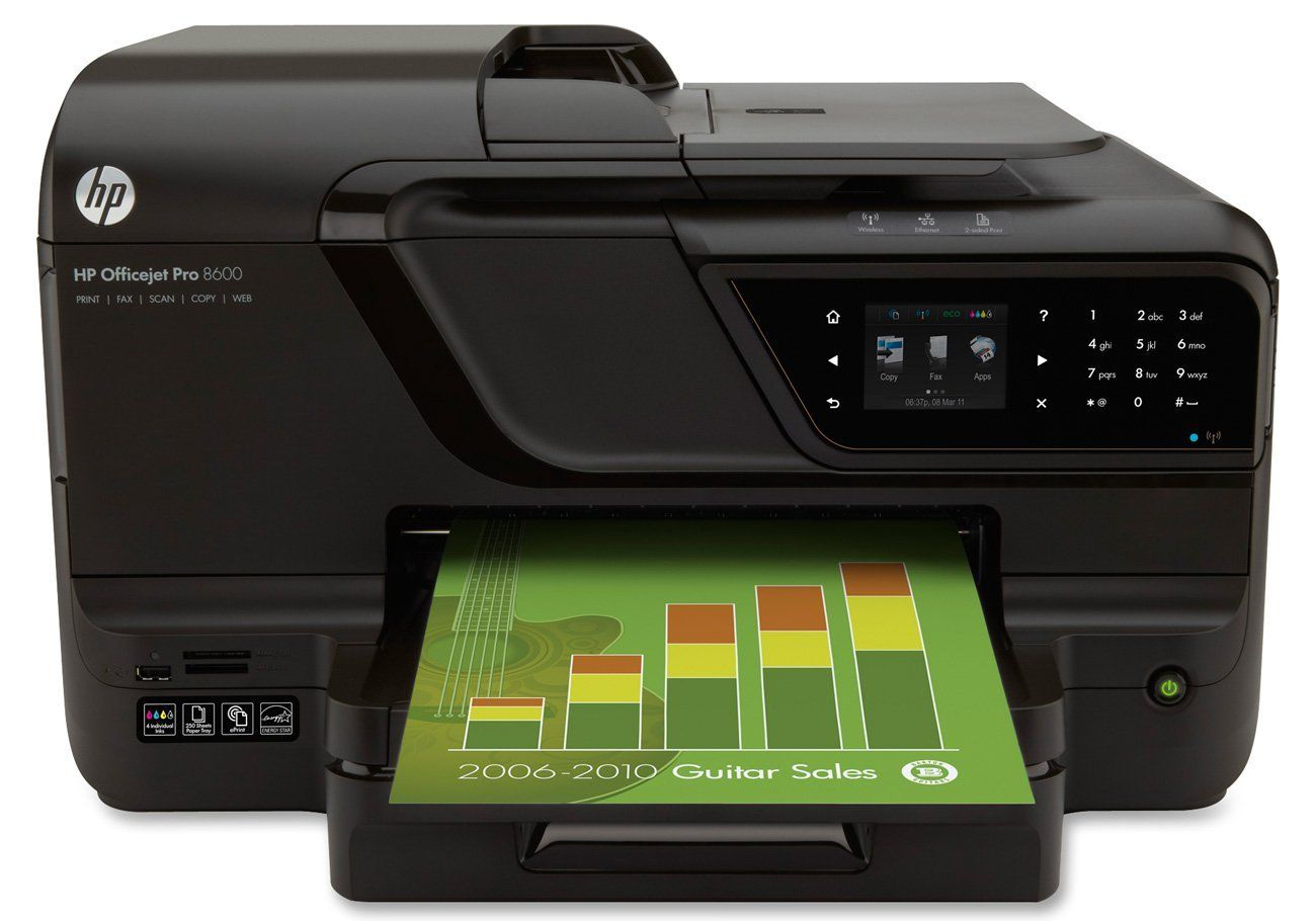 hp 8620 all in one manual