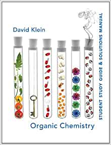 organic chemistry student study guide and solutions manual david klein