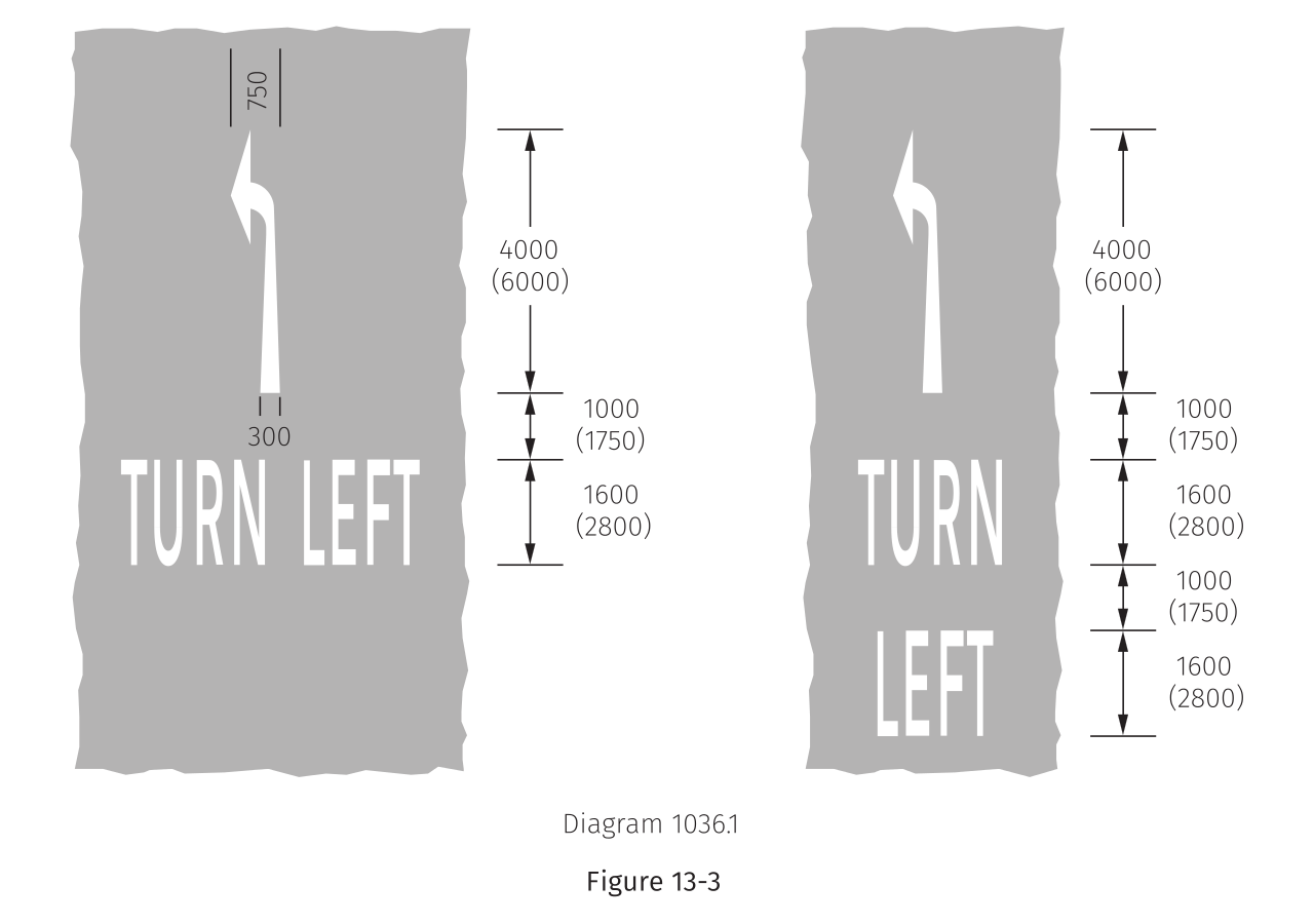 south african road traffic signs manual volume 2 chapter 13