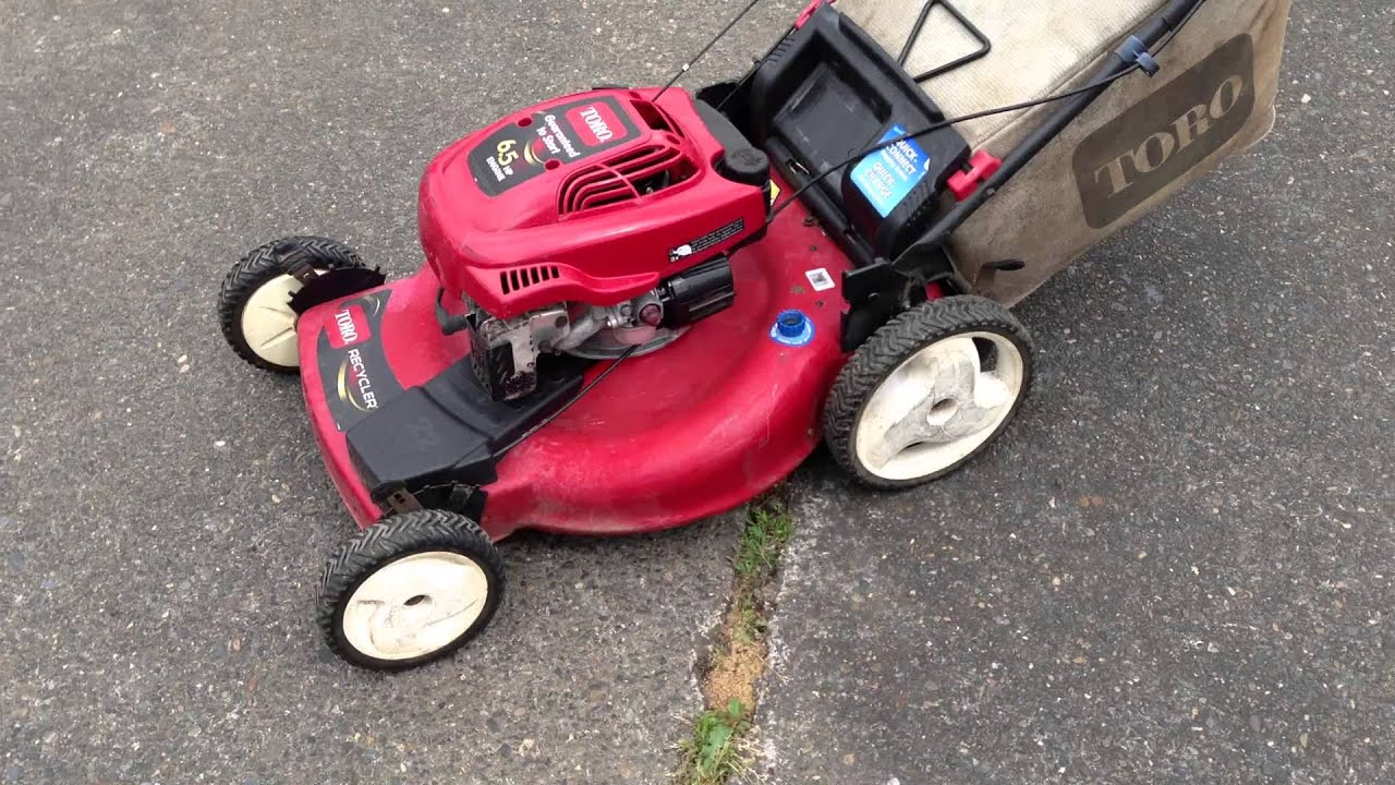 toro 22 inch recycler lawn mower parts manual